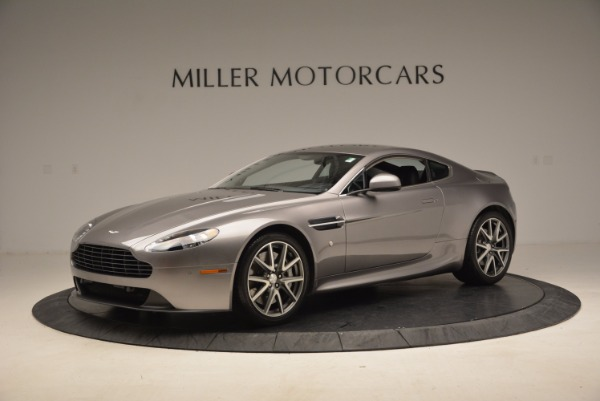 Used 2012 Aston Martin V8 Vantage for sale Sold at Alfa Romeo of Westport in Westport CT 06880 2