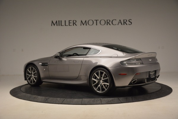 Used 2012 Aston Martin V8 Vantage for sale Sold at Alfa Romeo of Westport in Westport CT 06880 4