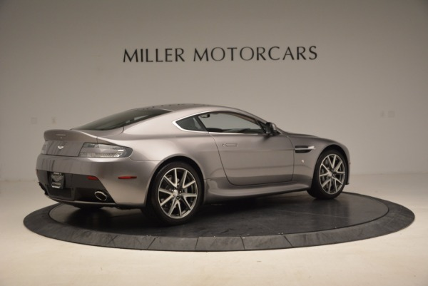 Used 2012 Aston Martin V8 Vantage for sale Sold at Alfa Romeo of Westport in Westport CT 06880 8