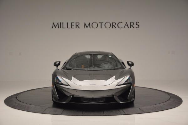 Used 2016 McLaren 570S for sale Sold at Alfa Romeo of Westport in Westport CT 06880 12