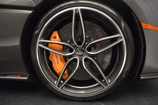 Used 2016 McLaren 570S for sale Sold at Alfa Romeo of Westport in Westport CT 06880 23