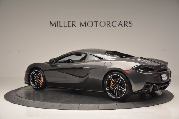 Used 2016 McLaren 570S for sale Sold at Alfa Romeo of Westport in Westport CT 06880 4