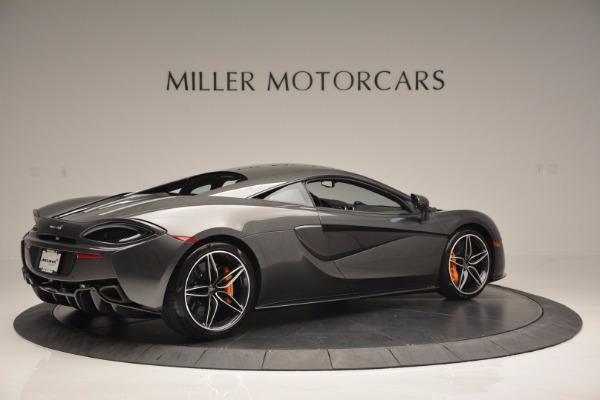 Used 2016 McLaren 570S for sale Sold at Alfa Romeo of Westport in Westport CT 06880 8
