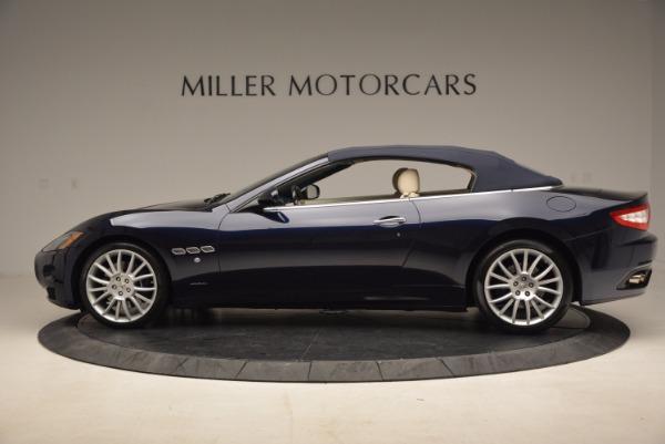 Used 2016 Maserati GranTurismo for sale Sold at Alfa Romeo of Westport in Westport CT 06880 15