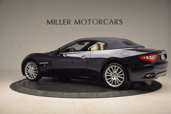 Used 2016 Maserati GranTurismo for sale Sold at Alfa Romeo of Westport in Westport CT 06880 16