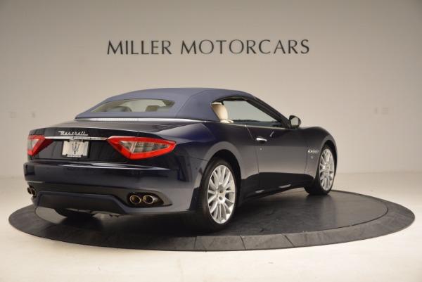 Used 2016 Maserati GranTurismo for sale Sold at Alfa Romeo of Westport in Westport CT 06880 19