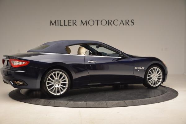 Used 2016 Maserati GranTurismo for sale Sold at Alfa Romeo of Westport in Westport CT 06880 20