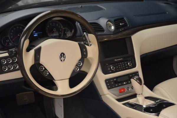 Used 2016 Maserati GranTurismo for sale Sold at Alfa Romeo of Westport in Westport CT 06880 25