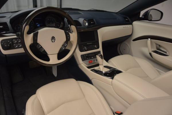 Used 2016 Maserati GranTurismo for sale Sold at Alfa Romeo of Westport in Westport CT 06880 26
