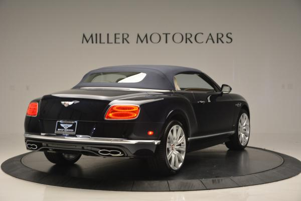 Used 2016 Bentley Continental GT V8 S Convertible for sale Sold at Alfa Romeo of Westport in Westport CT 06880 19