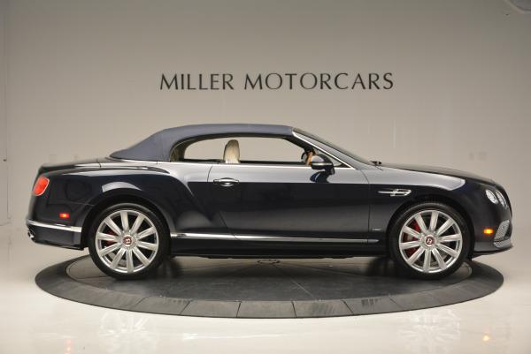 Used 2016 Bentley Continental GT V8 S Convertible for sale Sold at Alfa Romeo of Westport in Westport CT 06880 21