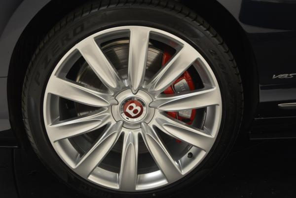 Used 2016 Bentley Continental GT V8 S Convertible for sale Sold at Alfa Romeo of Westport in Westport CT 06880 28