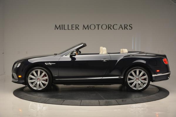 Used 2016 Bentley Continental GT V8 S Convertible for sale Sold at Alfa Romeo of Westport in Westport CT 06880 3