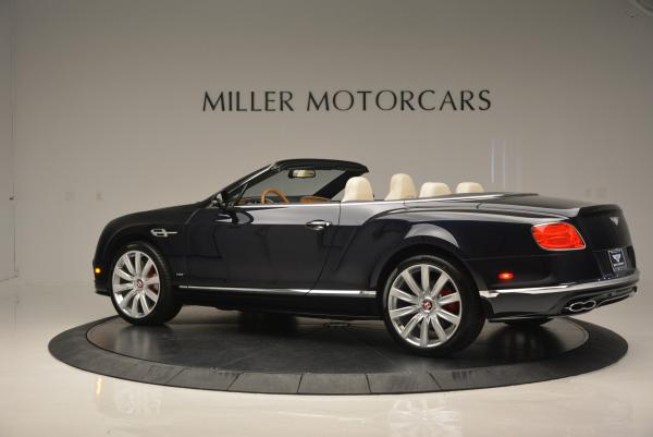 Used 2016 Bentley Continental GT V8 S Convertible for sale Sold at Alfa Romeo of Westport in Westport CT 06880 4