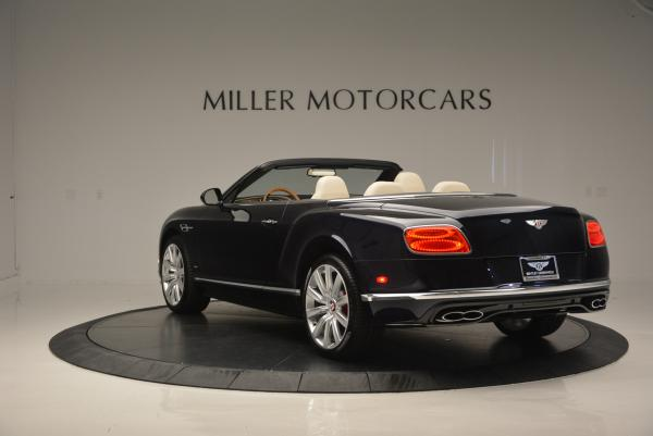 Used 2016 Bentley Continental GT V8 S Convertible for sale Sold at Alfa Romeo of Westport in Westport CT 06880 5