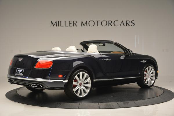 Used 2016 Bentley Continental GT V8 S Convertible for sale Sold at Alfa Romeo of Westport in Westport CT 06880 8