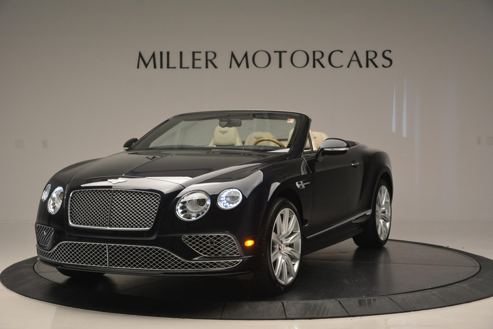 Used 2016 Bentley Continental GT V8 S Convertible for sale Sold at Alfa Romeo of Westport in Westport CT 06880 1
