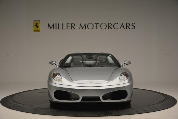 Used 2005 Ferrari F430 Spider for sale Sold at Alfa Romeo of Westport in Westport CT 06880 12