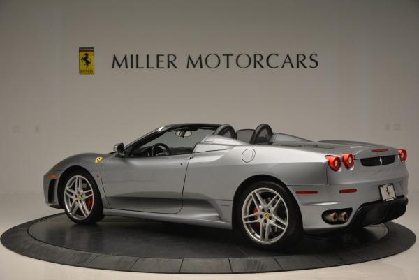 Used 2005 Ferrari F430 Spider for sale Sold at Alfa Romeo of Westport in Westport CT 06880 4