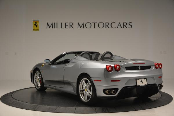 Used 2005 Ferrari F430 Spider for sale Sold at Alfa Romeo of Westport in Westport CT 06880 5