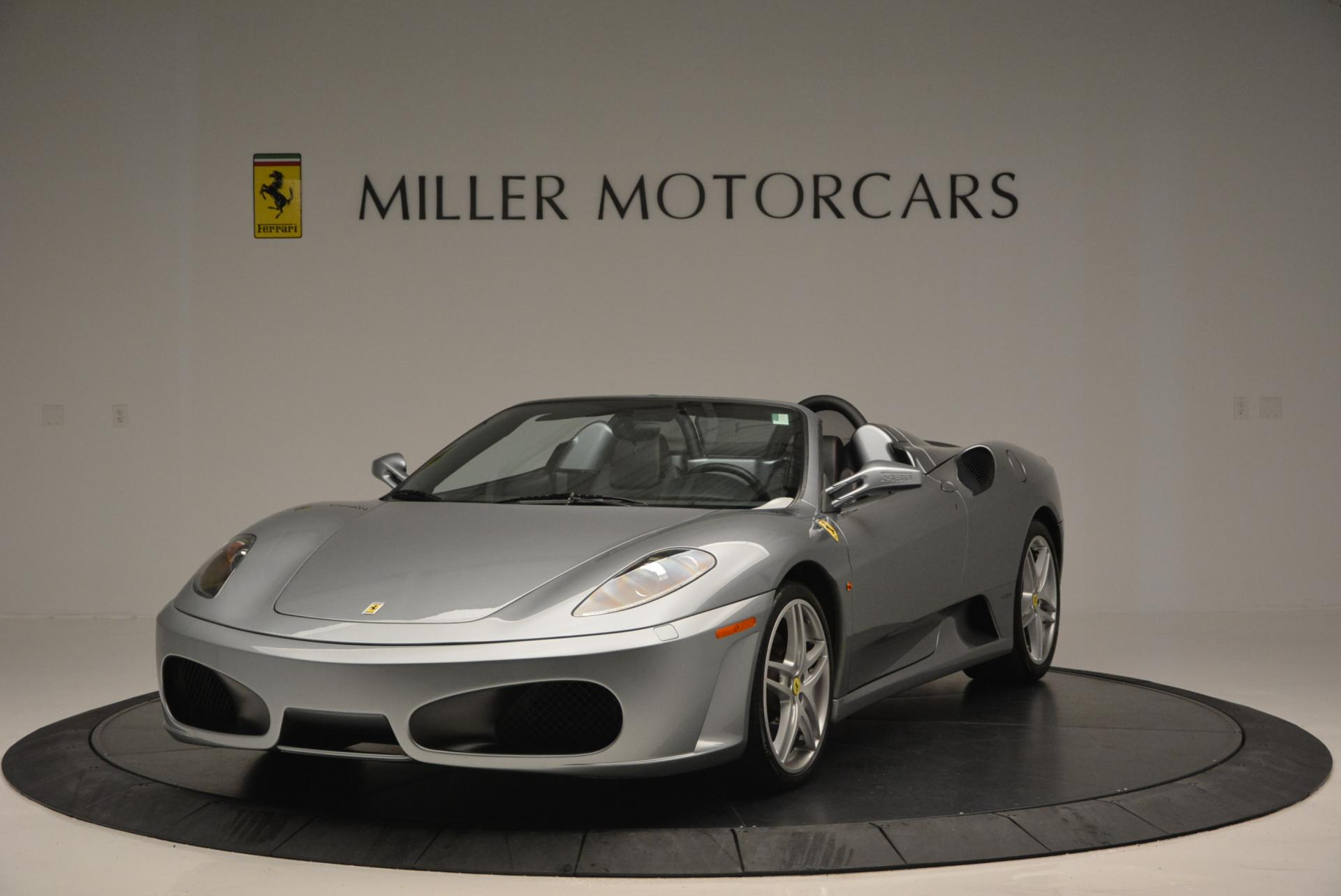 Used 2005 Ferrari F430 Spider for sale Sold at Alfa Romeo of Westport in Westport CT 06880 1