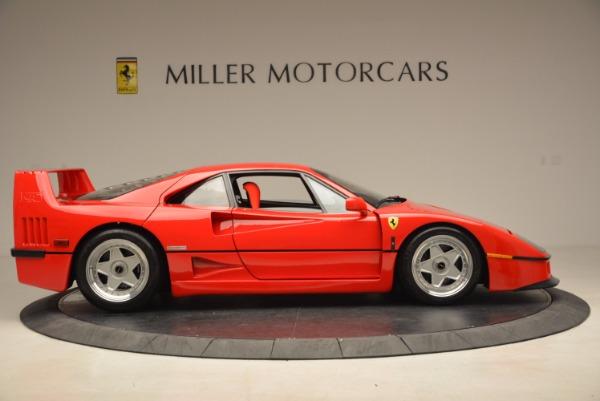 Used 1992 Ferrari F40 for sale Sold at Alfa Romeo of Westport in Westport CT 06880 10