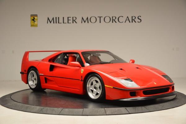 Used 1992 Ferrari F40 for sale Sold at Alfa Romeo of Westport in Westport CT 06880 12