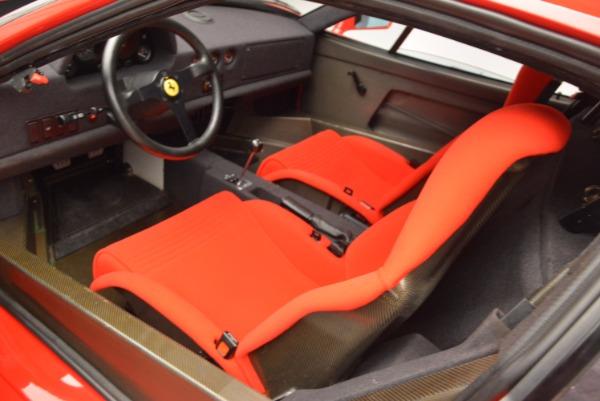Used 1992 Ferrari F40 for sale Sold at Alfa Romeo of Westport in Westport CT 06880 13