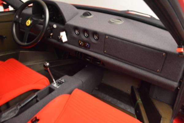 Used 1992 Ferrari F40 for sale Sold at Alfa Romeo of Westport in Westport CT 06880 20