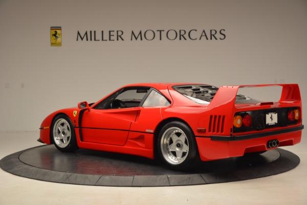 Used 1992 Ferrari F40 for sale Sold at Alfa Romeo of Westport in Westport CT 06880 5