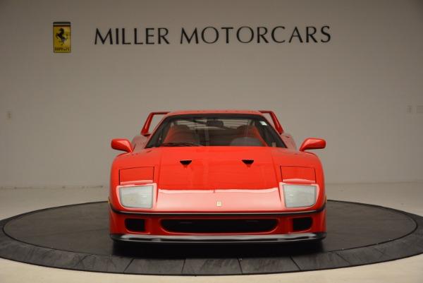 Used 1992 Ferrari F40 for sale Sold at Alfa Romeo of Westport in Westport CT 06880 6