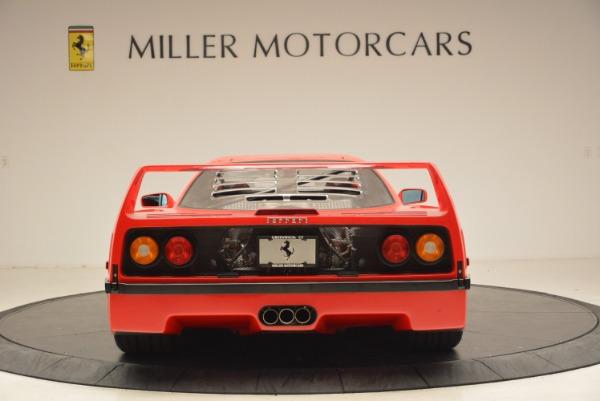 Used 1992 Ferrari F40 for sale Sold at Alfa Romeo of Westport in Westport CT 06880 7