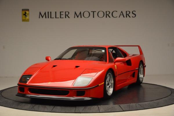 Used 1992 Ferrari F40 for sale Sold at Alfa Romeo of Westport in Westport CT 06880 1
