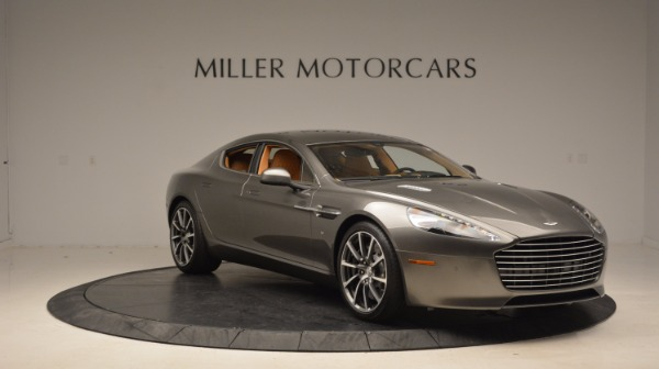 New 2017 Aston Martin Rapide S Shadow Edition for sale Sold at Alfa Romeo of Westport in Westport CT 06880 11