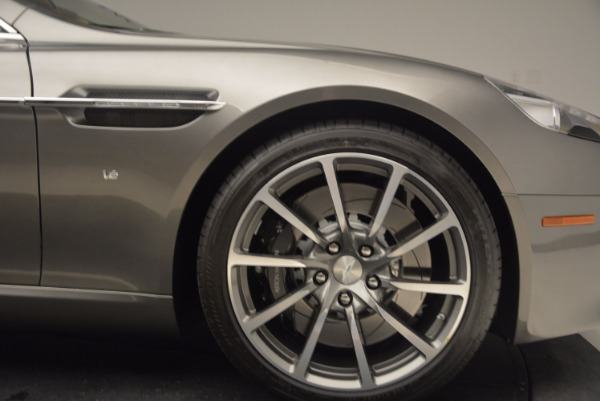 New 2017 Aston Martin Rapide S Shadow Edition for sale Sold at Alfa Romeo of Westport in Westport CT 06880 23