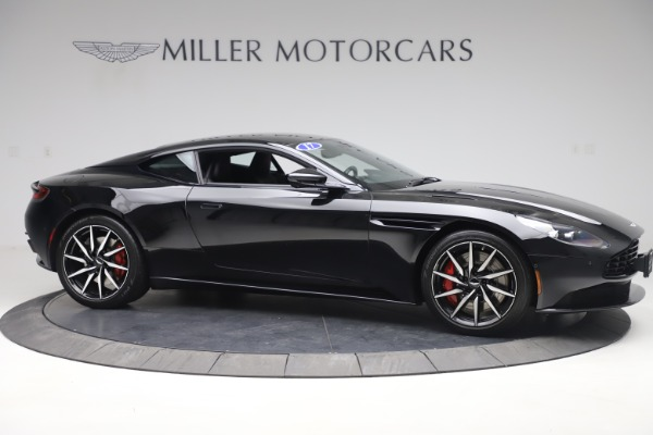 Used 2017 Aston Martin DB11 V12 Coupe for sale $135,900 at Alfa Romeo of Westport in Westport CT 06880 10