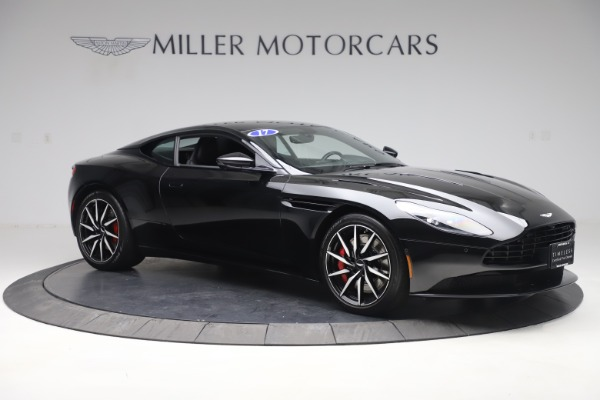 Used 2017 Aston Martin DB11 V12 Coupe for sale $135,900 at Alfa Romeo of Westport in Westport CT 06880 11