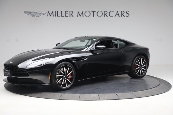 Used 2017 Aston Martin DB11 V12 Coupe for sale $135,900 at Alfa Romeo of Westport in Westport CT 06880 2