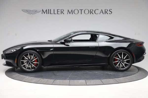 Used 2017 Aston Martin DB11 V12 Coupe for sale $135,900 at Alfa Romeo of Westport in Westport CT 06880 3