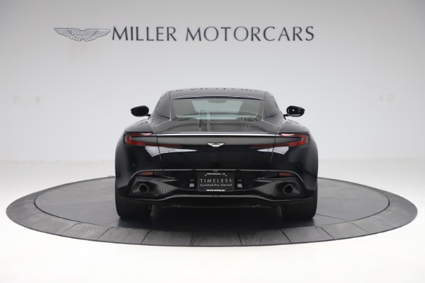 Used 2017 Aston Martin DB11 V12 Coupe for sale $135,900 at Alfa Romeo of Westport in Westport CT 06880 6