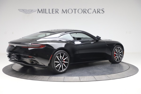 Used 2017 Aston Martin DB11 V12 Coupe for sale $135,900 at Alfa Romeo of Westport in Westport CT 06880 7