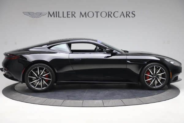 Used 2017 Aston Martin DB11 V12 Coupe for sale $135,900 at Alfa Romeo of Westport in Westport CT 06880 9