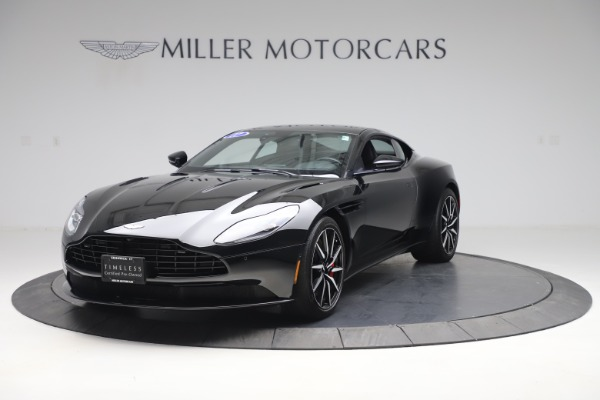 Used 2017 Aston Martin DB11 V12 Coupe for sale $135,900 at Alfa Romeo of Westport in Westport CT 06880 1