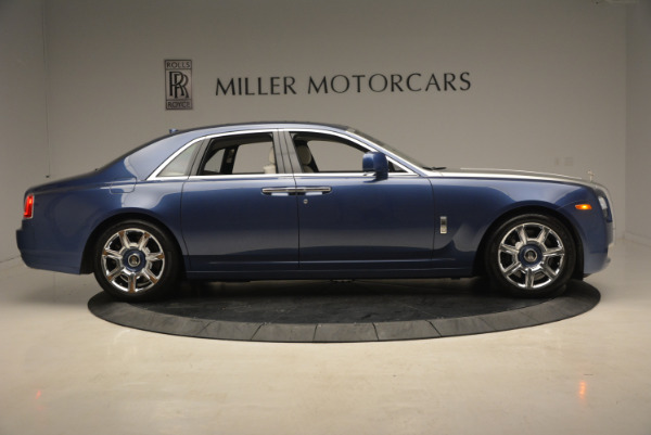 Used 2010 Rolls-Royce Ghost for sale Sold at Alfa Romeo of Westport in Westport CT 06880 11