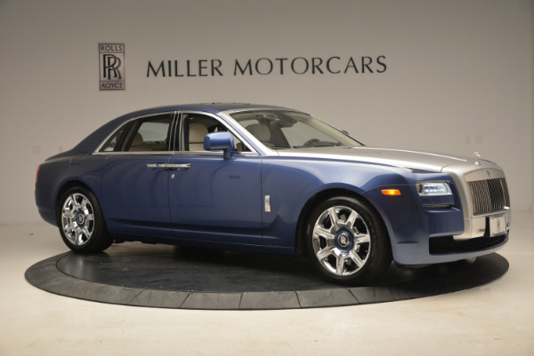 Used 2010 Rolls-Royce Ghost for sale Sold at Alfa Romeo of Westport in Westport CT 06880 12