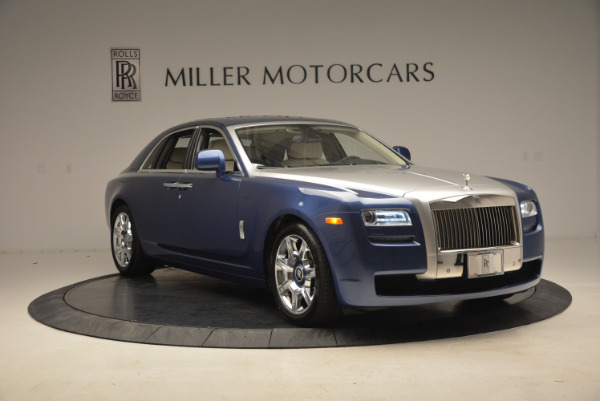 Used 2010 Rolls-Royce Ghost for sale Sold at Alfa Romeo of Westport in Westport CT 06880 13