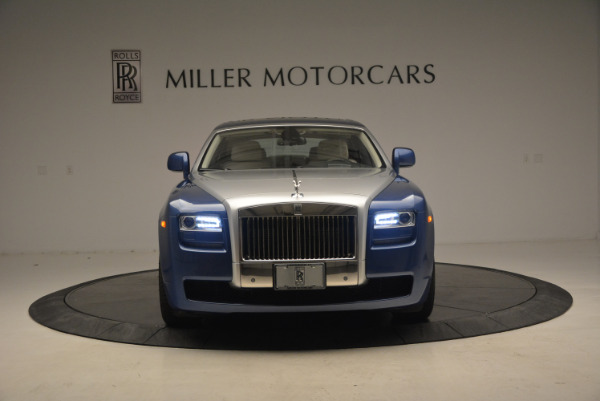 Used 2010 Rolls-Royce Ghost for sale Sold at Alfa Romeo of Westport in Westport CT 06880 2