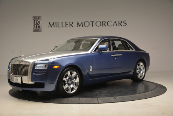 Used 2010 Rolls-Royce Ghost for sale Sold at Alfa Romeo of Westport in Westport CT 06880 3