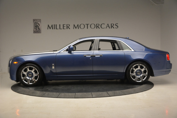 Used 2010 Rolls-Royce Ghost for sale Sold at Alfa Romeo of Westport in Westport CT 06880 4