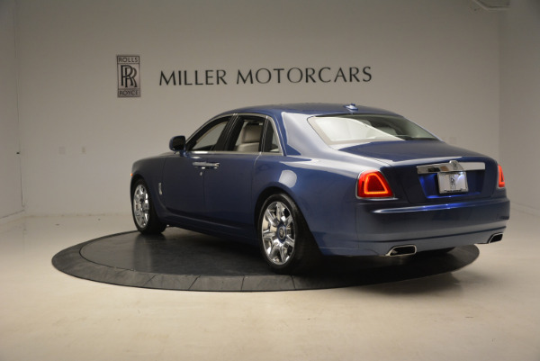 Used 2010 Rolls-Royce Ghost for sale Sold at Alfa Romeo of Westport in Westport CT 06880 6